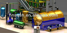 Advanced technology in 2014.The Crude Rubber oil Further Filter Equipment Which controlled By Vaccum System Completely