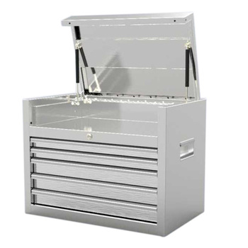 30 Inches 5 drawers stainless steel top design cheap rolling tool cabinet chest