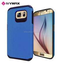 IVYMAX Wholesale hybrid bumper phone case for samsung s7 plus
