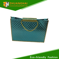 pp non woven fabric foldable grocery laminated bag