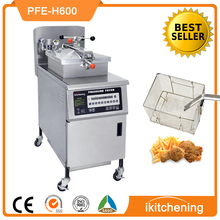 Broasted chicken machine for fried chicken with oil filter PFE-H600