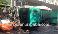 180kva stirling engine 6cta portable generator set