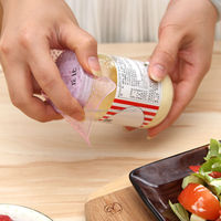 Food grades pvc cling film food wrap