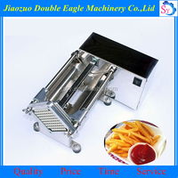 Stainless steel small potato chips machine/automatic french fry cutter machine