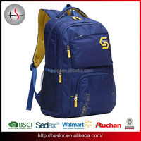 Top quality laptop computer trendy outdoor school bags for teenagers boys
