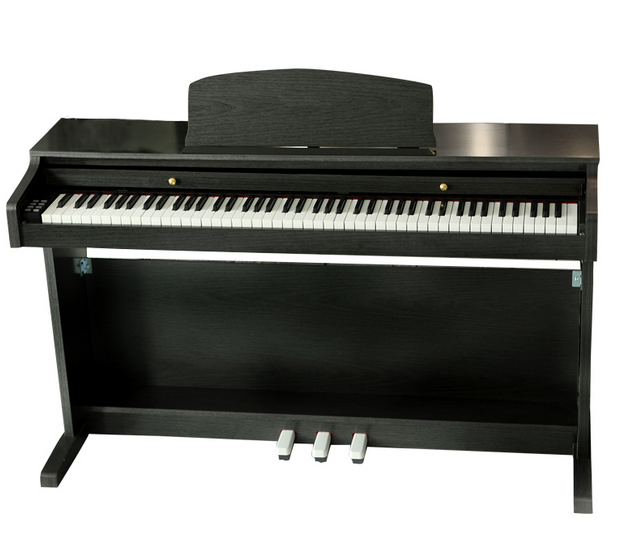 worldwide shipping LED lamp portable grand digital piano