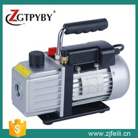 2VP0.5 1.5CFM 50Hz or 60Hz Samll Manual Rotary Vane Two Stage Vacuum Pump Factory Price
