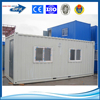 Factory price prefabricated container homes luxury