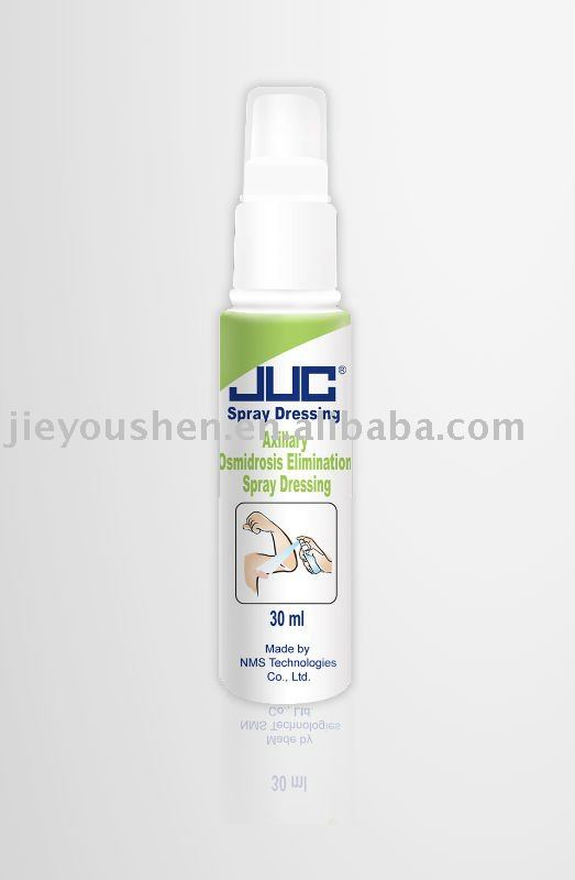 JUC underarm antifungal spray