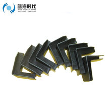 Plastic edge corners for PP corrugated box,danpla box parts