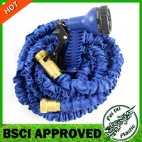 Expandable Hose 50 Feet Expandable Garden Hose With Hose nozzle and Valve Included