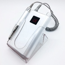 Professional electric manicure nail manufacturing machine brushless nail drill