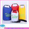 New Design 500D PVC Tarpaulin Waterproof Dry Bag With Customized Logo