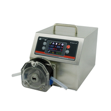 Honey Dose Pump Peristaltic filling persitaltic pump WT600F with KZ25 servo motor load on Norprene Chemical Pharmed BPT tube