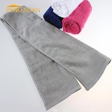 Customized Promotional gifts Embroidery logo 100% cotton sport cooling towel