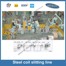 T44Q 5X600 automatic precision steel slitter high quality precision slitting line
