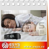 OEM service high quanlity white noise sound machine, soothing voice machine with natural sound for baby sleep.