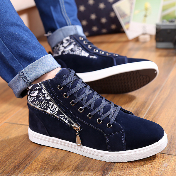 sneakers shoes 2016 new design casual shoes for men