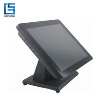 New Product 15 Inch Raspberry PI Capacitive Touch Screen Pos Terminal With WIFI/MSR