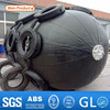 Direct Sale Pneumatic Marine Rubber Fenders For Boat and Dock 1.5*2.5m
