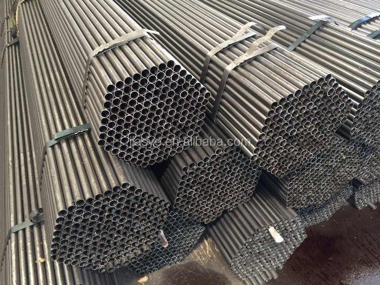 Round structure steel pipes price list for sale