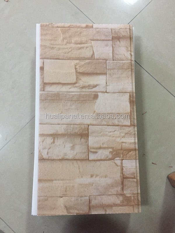 2016 Stone Design PVC Wall Panels