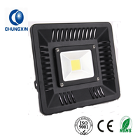 CE Rosh 30W Waterproof Portable Outdoor LED Flood Light