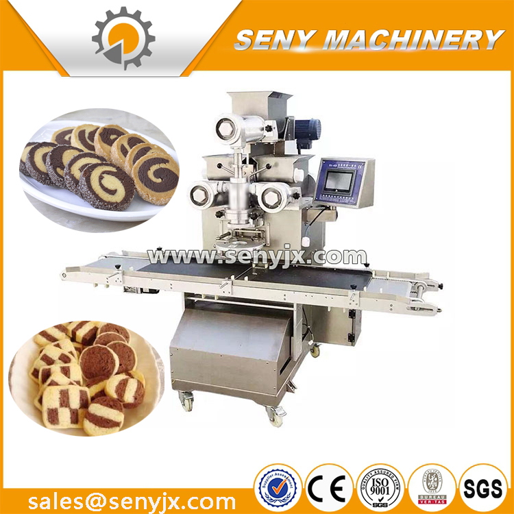 Top quality hot selling strudel making machine for food company