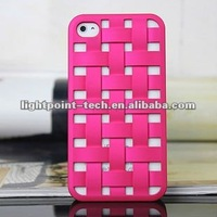 2012 newest and fashional design hard case for iphone 4g 4s with retail gift packing