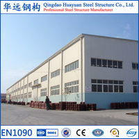 Low Cost Prefab Light Structure Steel Warehouse Building