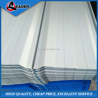 Metal building materials DX51D corrugated steel roofing