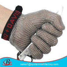 butcher protection Stainless Steel Metal Mesh safety Gloves