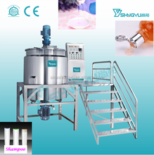China factory price for laundry liquid soap making machine/liquid detergent production line