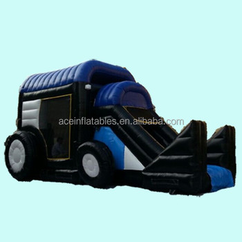 new tractor inflatable bouncy castle
