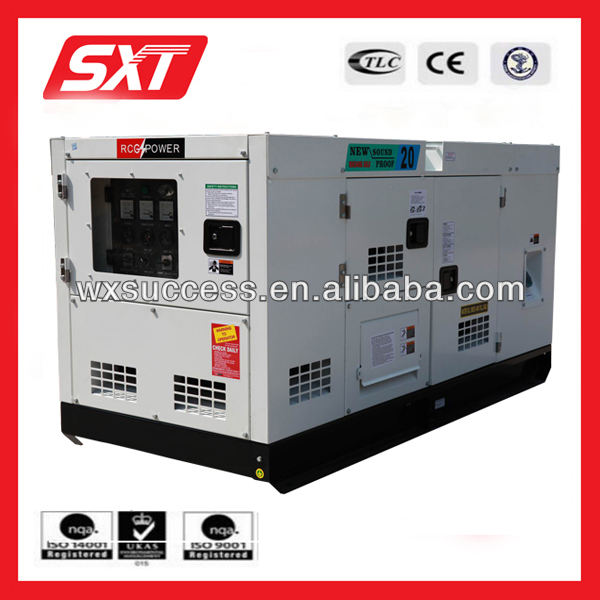 Top Sale! 20KVA Kubota Generator Set Price