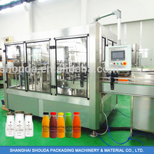 Cooking Oil Glass Bottle Bottling Machine Production Line