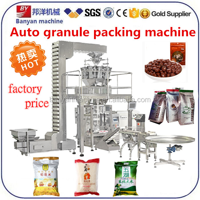 YB-720Z Shanghai manufacturer CE certificate baby food packing machines with factory price
