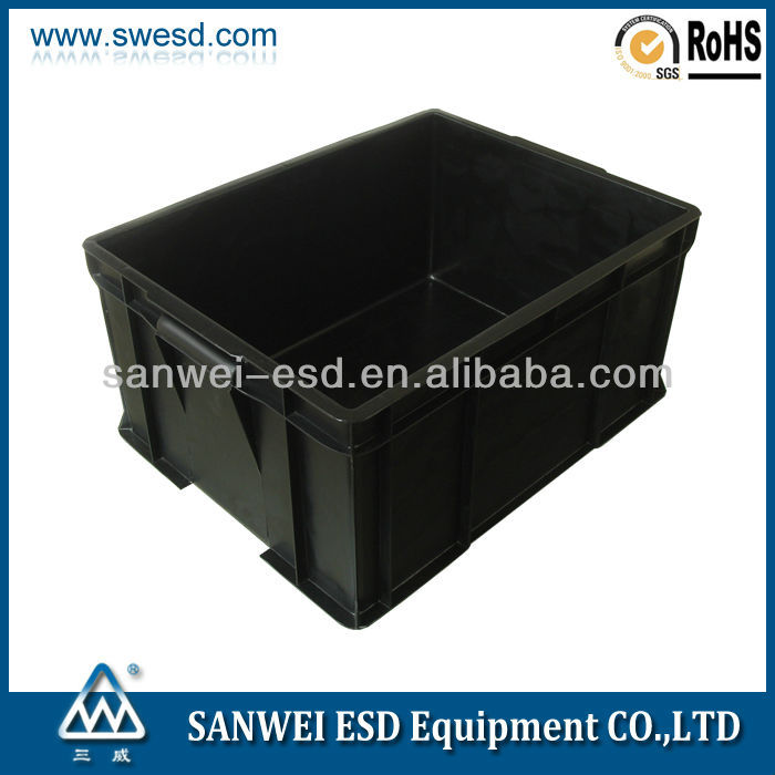 ESD Conductive Tray esd container 3W-9805109
