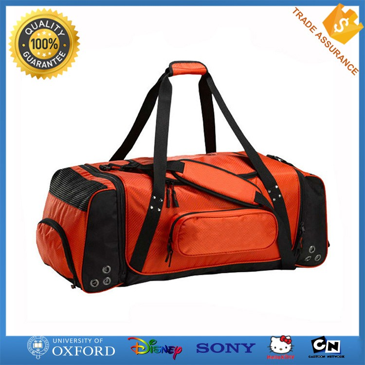 Customized 600D Polyester Lacrosse Equipment Bag Sports Bags