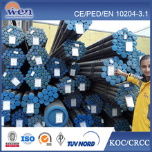 welded steel pipe production line hollow steel pipe 18 inch welded stainless steel pipe
