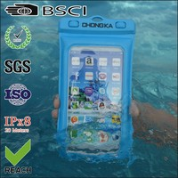 2016 new mobile phone waterproof case