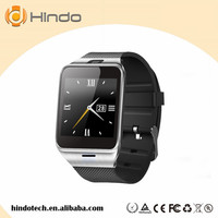New Arrival Smart Watch with camera SIM card Bluetooth wrist mobile gv18 smart watch