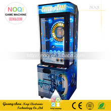 NQC-E08 coin operated Crack Code prize vending machine price redemption hot selling