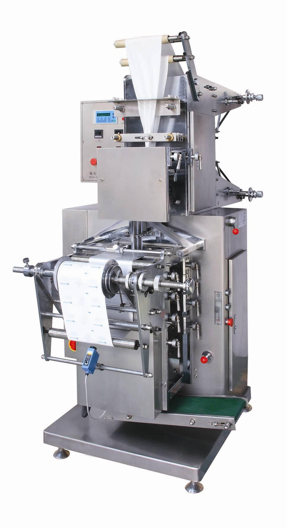 ZJB series custom 70 alcohol swab prep pad automatic packaging machine for sale