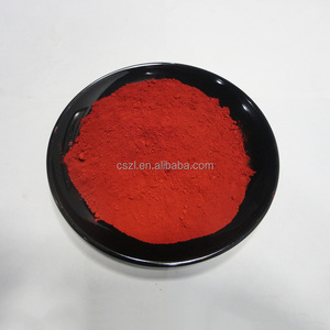 Ceramic pigment paint color iron oxide pigment powder coating inorganic pigment red H 130 iron oxide powder china supplier
