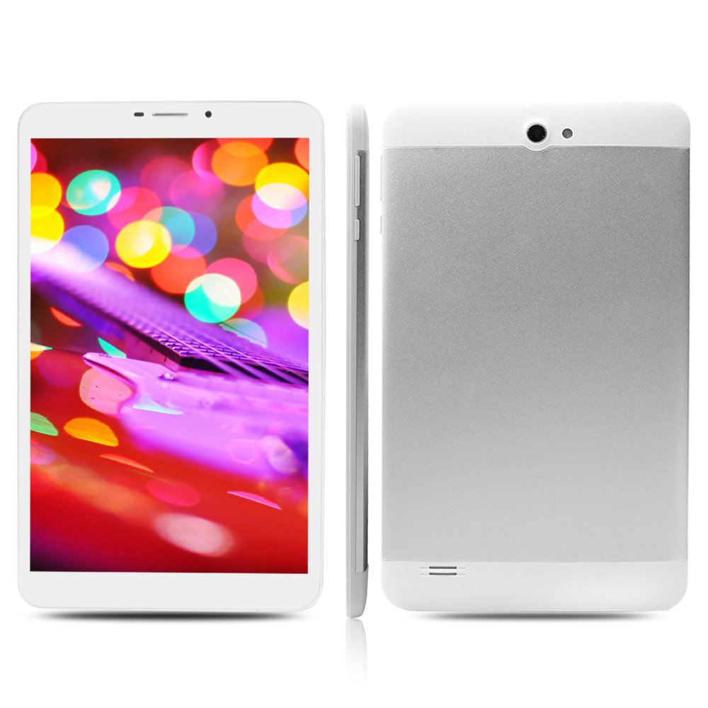Alibaba hot selling 8 inch quad core 1G+8G 2MP+5MP lastest wifi android 3g sexy tablet