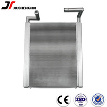 Customized high performance aluminum oil to water heat exchanger