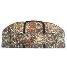 Wood Block Hard Compound Bow Case