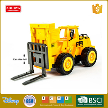 1/32 scale rc 6ch simulation fork truck model Remote control Engineering vehicle toys trucks