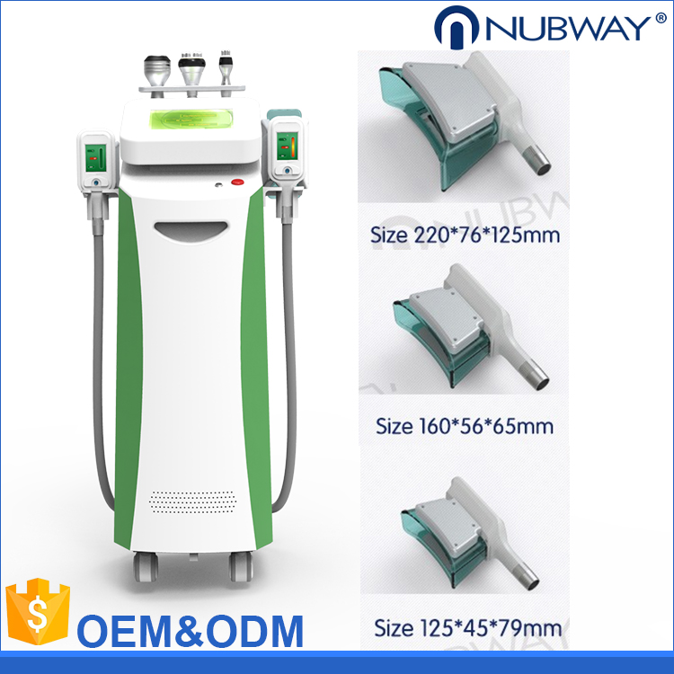 2016 New cryo slimming fat freezing liposuction Cryolipolysis machine for home use